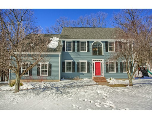 Single Family Home for Sale at 2 Blackthorn Road Shrewsbury, Massachusetts 01545 United States