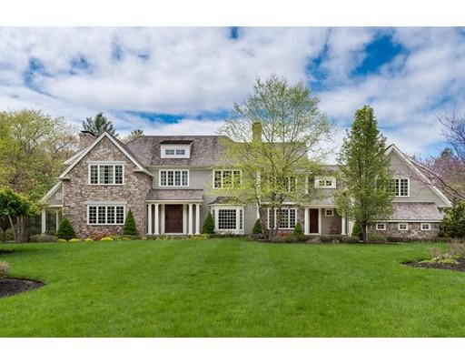 Maison unifamiliale pour l Vente à 11 Edgewood Park Norwell, Massachusetts 02061 États-Unis