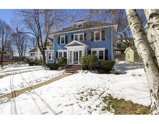 Single Family Home for Sale at 19 Sidley Road Boston, Massachusetts 02132 United States