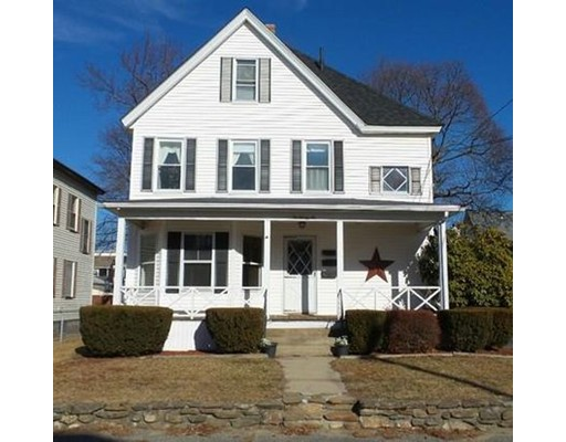 Single Family Home for Rent at 226 Water Street Leominster, Massachusetts 01453 United States