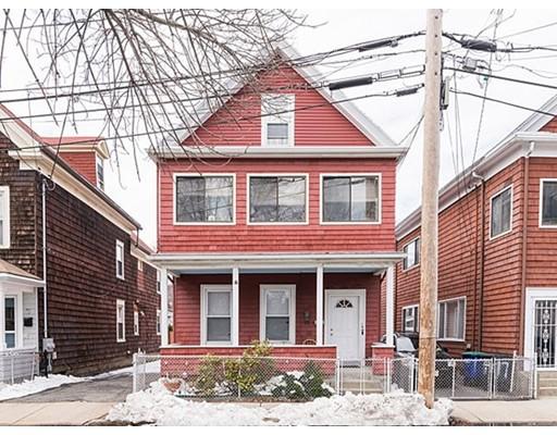 Multi-Family Home for Sale at 19 Cutter Street Somerville, Massachusetts 02145 United States