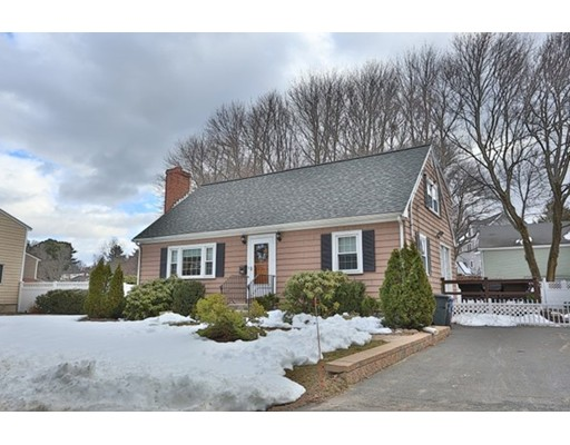 Single Family Home for Sale at 5 Erickson Street Stoneham, Massachusetts 02180 United States