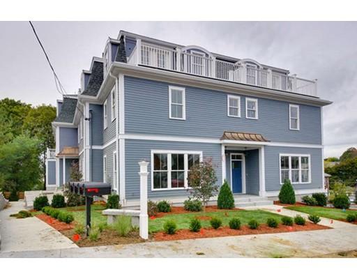 Condominio por un Venta en 272 Palfrey street Watertown, Massachusetts 02472 Estados Unidos