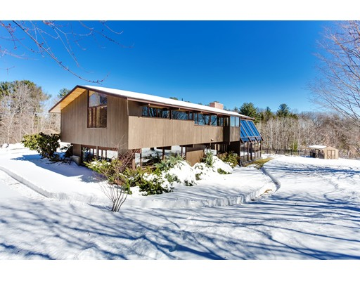 Maison unifamiliale pour l Vente à 17 Marsh Hawk Way West Boylston, Massachusetts 01583 États-Unis