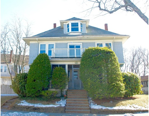 Single Family Home for Sale at 33 Circuit Road & 38 Birch Road Winthrop, Massachusetts 02152 United States