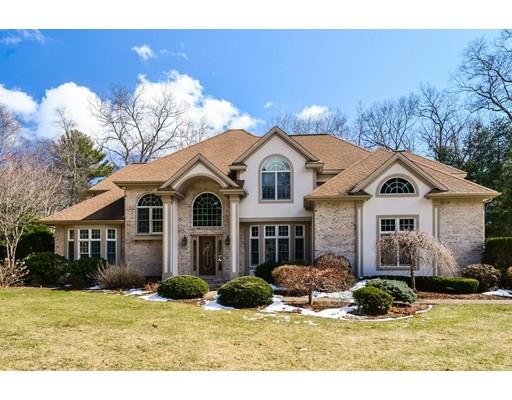 Частный односемейный дом для того Продажа на 135 York Road Mansfield, Массачусетс 02048 Соединенные Штаты