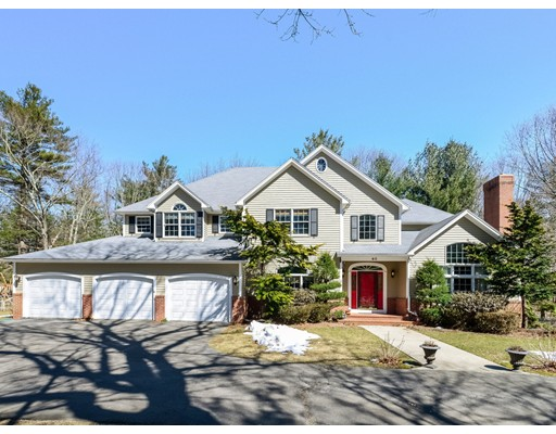 Single Family Home for Sale at 40 Westfield Drive East Greenwich, Rhode Island 02818 United States