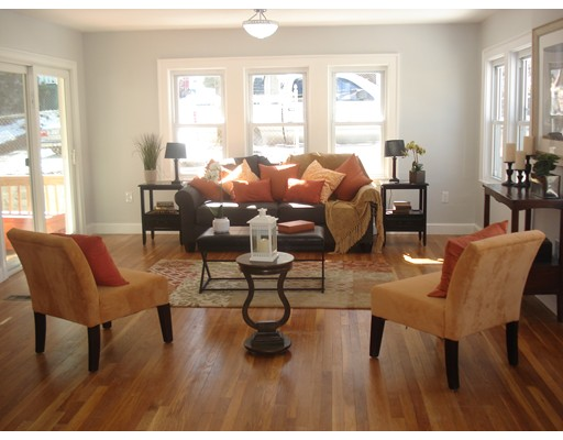 Condominium for Sale at 18 Field Road Arlington, Massachusetts 02476 United States