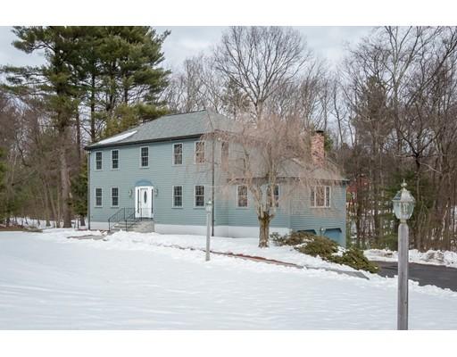 Single Family Home for Sale at 10 Barbara Road Hopkinton, Massachusetts 01748 United States