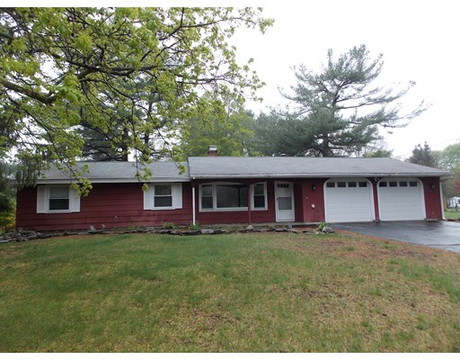 Single Family Home for Sale at 70 Gregory Road Framingham, Massachusetts 01701 United States