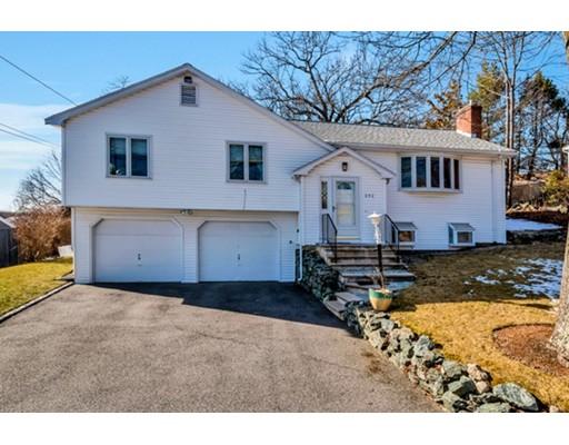 Single Family Home for Sale at 292 Grove Street Medford, Massachusetts 02155 United States