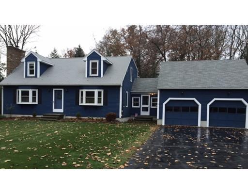 独户住宅 为 销售 在 3 Cardinal Dudley, 01571 美国
