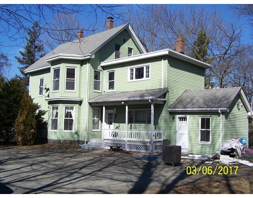 Multi-Family Home for Sale at 307 N Main Street Natick, Massachusetts 01760 United States