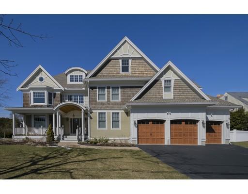 Maison unifamiliale pour l Vente à 21 Warren Street Winchester, Massachusetts 01890 États-Unis