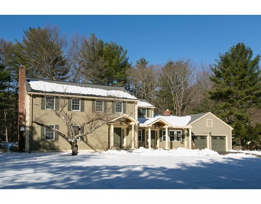 Single Family Home for Sale at 205 Hunters Ridge Road Concord, Massachusetts 01742 United States