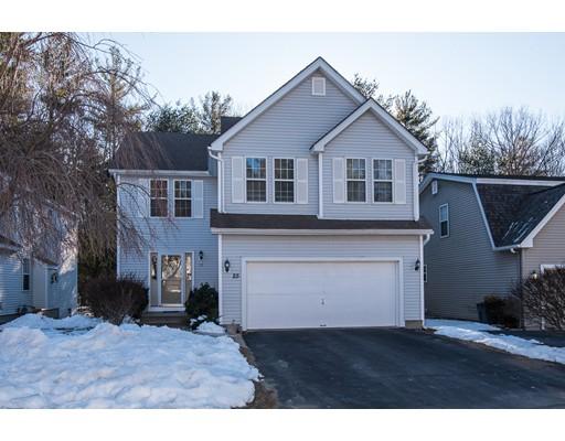 Single Family Home for Sale at 25 Magnolia Lane Marlborough, Massachusetts 01752 United States
