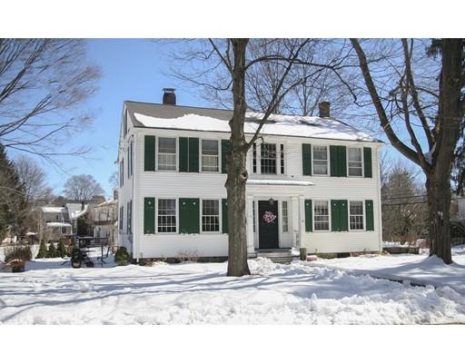 Single Family Home for Sale at 22 Maddox Road Marlborough, Massachusetts 01752 United States