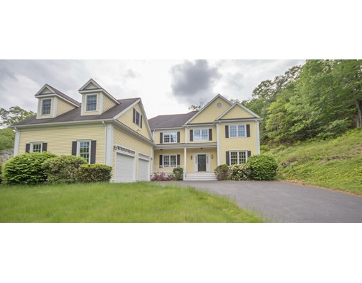 Single Family Home for Sale at 20 Deerpath Road Dedham, Massachusetts 02026 United States