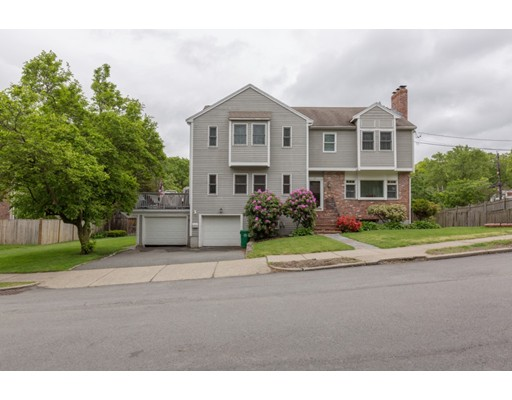 Single Family Home for Sale at 22 Sharpe Road Newton, Massachusetts 02459 United States