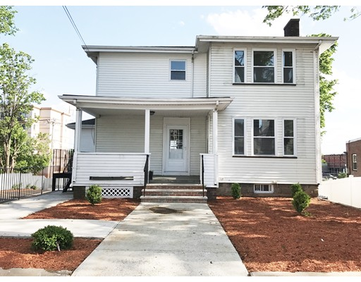 Single Family Home for Rent at 39 Webster Street Malden, Massachusetts 02148 United States