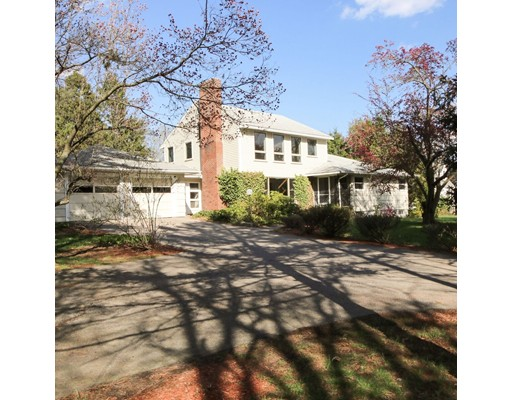 Single Family Home for Sale at 94 York Street Canton, Massachusetts 02021 United States