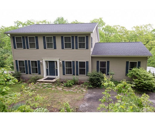Single Family Home for Sale at 52 Sawmill Road Dudley, Massachusetts 01571 United States