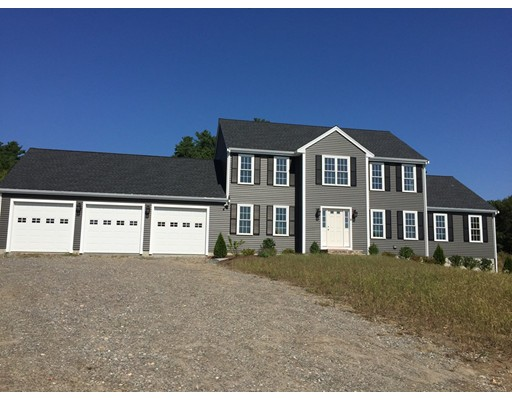 Single Family Home for Sale at 6 Auglis Way Bridgewater, Massachusetts 02324 United States