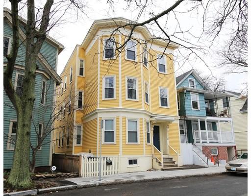 Single Family Home for Rent at 80 Kinnaird Street Cambridge, Massachusetts 02139 United States