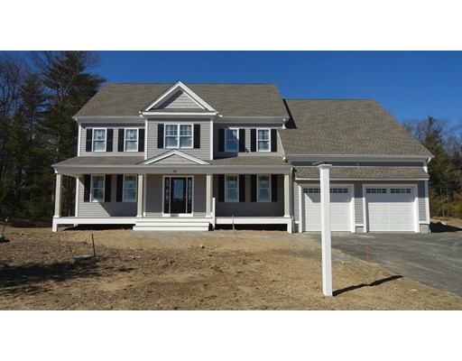 Single Family Home for Sale at 16 Tailwind Circle Norfolk, Massachusetts 02056 United States