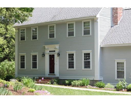 独户住宅 为 销售 在 11 Kristopher Townsend, 马萨诸塞州 01474 美国