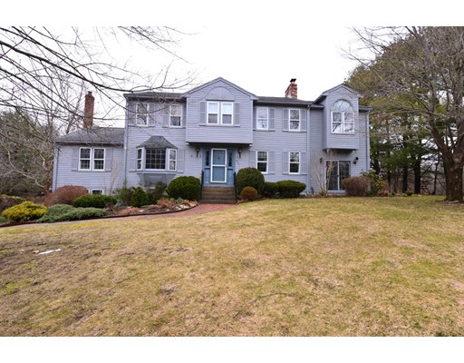 Single Family Home for Sale at 895 Washington Street Franklin, Massachusetts 02038 United States