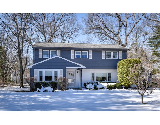 Single Family Home for Sale at 7 CHERYL ROAD Natick, Massachusetts 01760 United States