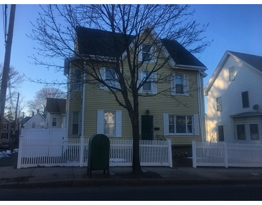 Single Family Home for Rent at 108 Cross Street Malden, Massachusetts 02148 United States