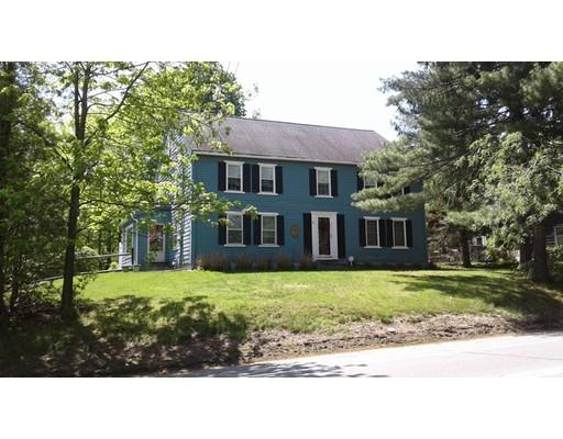 Частный односемейный дом для того Продажа на 87 E Main Street Merrimac, Массачусетс 01860 Соединенные Штаты