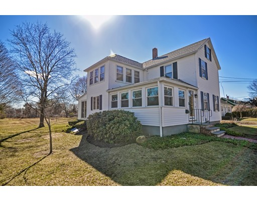 Single Family Home for Sale at 30 Fisher Street Natick, Massachusetts 01760 United States