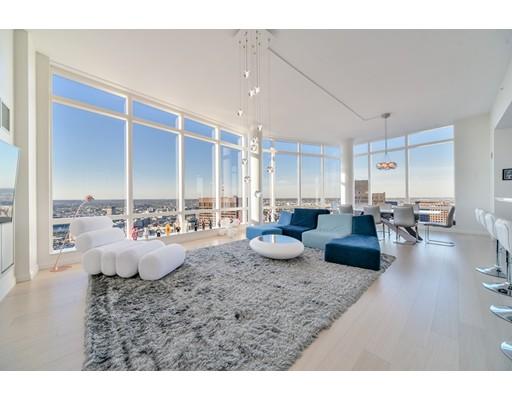 独户住宅 为 出租 在 1 Franklin Street 波士顿, 马萨诸塞州 02110 美国