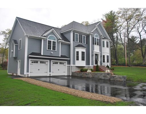 Частный односемейный дом для того Продажа на 46 Shawsheen Avenue Wilmington, Массачусетс 01887 Соединенные Штаты