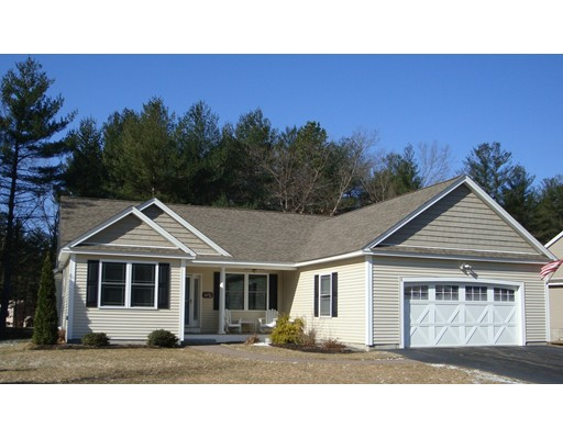 Single Family Home for Sale at 1 Pilgrim Circle Nashua, New Hampshire 03063 United States
