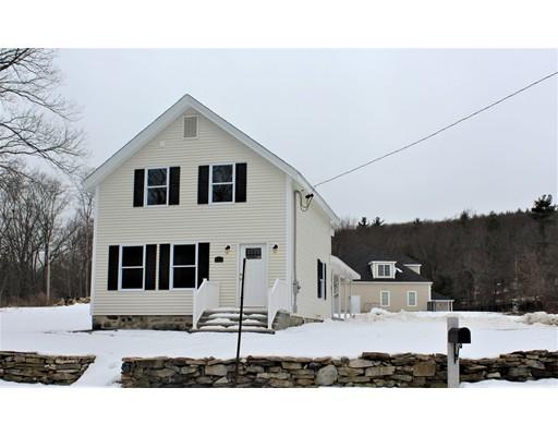 Maison unifamiliale pour l Vente à 125 Parker Road. Chelmsford, Massachusetts 01824 États-Unis
