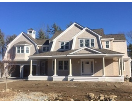 Single Family Home for Sale at 7 Lot Phillips Lane Norwell, Massachusetts 02061 United States