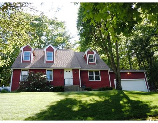 独户住宅 为 销售 在 33 Deer Hill Road Gardner, 马萨诸塞州 01440 美国