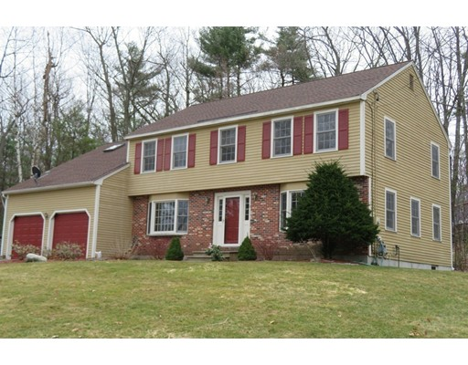Single Family Home for Sale at 11 Cameron Drive Nashua, New Hampshire 03062 United States