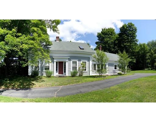 独户住宅 为 销售 在 27 Wendell Road Shutesbury, 01072 美国