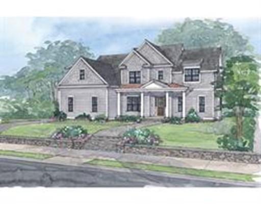 Single Family Home for Sale at Ruane Road Newton, Massachusetts 02465 United States