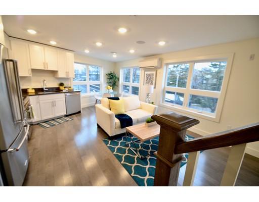 Condominium for Sale at 53 Kent Street Somerville, Massachusetts 02143 United States