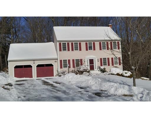 Single Family Home for Sale at 9 Toblin Hill Drive Shrewsbury, Massachusetts 01545 United States