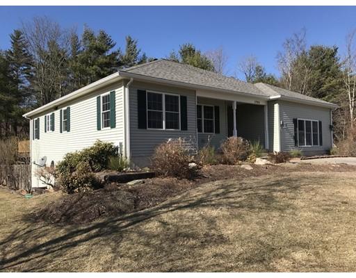 Maison unifamiliale pour l Vente à 1791 Barre Hardwick, Massachusetts 01094 États-Unis