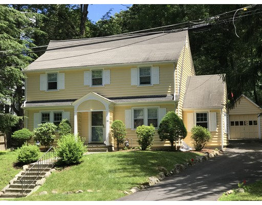 Single Family Home for Rent at 30 Cunningham Road Wellesley, Massachusetts 02481 United States