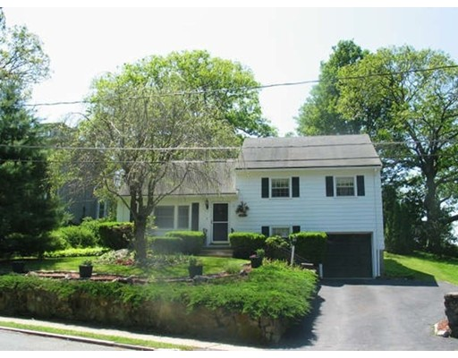 Single Family Home for Rent at 72 Fellsview Road Stoneham, Massachusetts 02180 United States