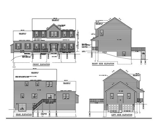 Частный односемейный дом для того Продажа на 2057 South Street Bridgewater, Массачусетс 02324 Соединенные Штаты
